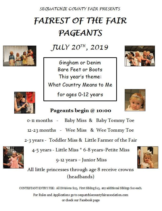 2019 FOF Poster Morning pageants