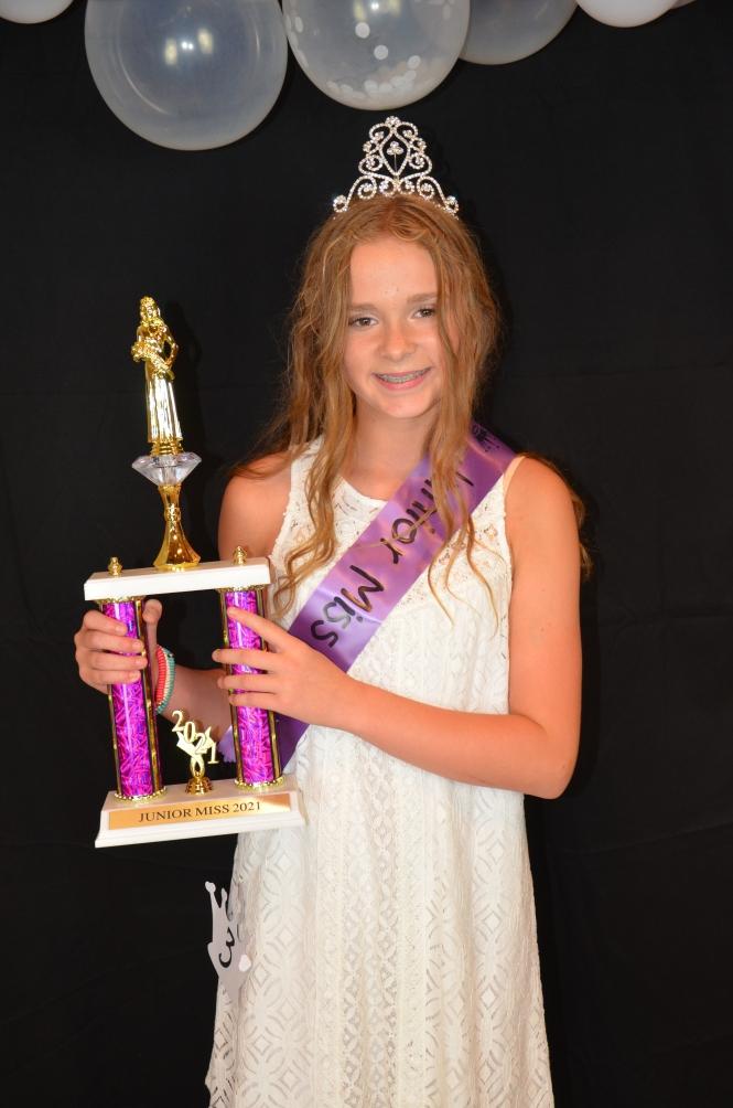 2021 Junior Miss Caroline Johnson