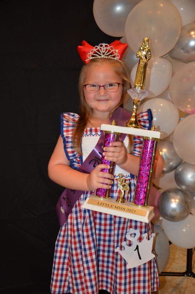 2021 Little Miss Payslee Johnson